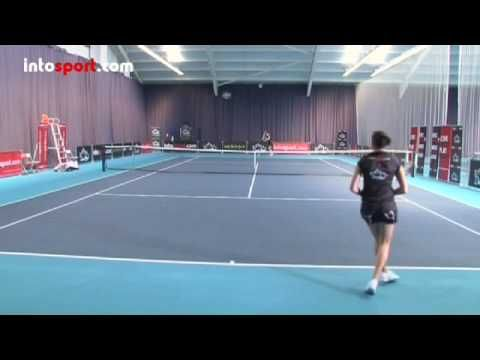 advanced forehand drills