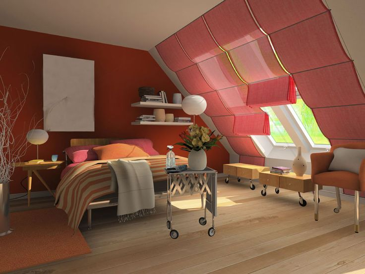 Lovely-Interior-Design-For-Attic-Bedrooms-(7)