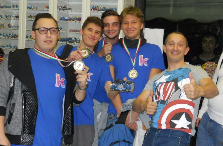 YGSF 2015 - 3° Classificato: Kabazauls Truppen