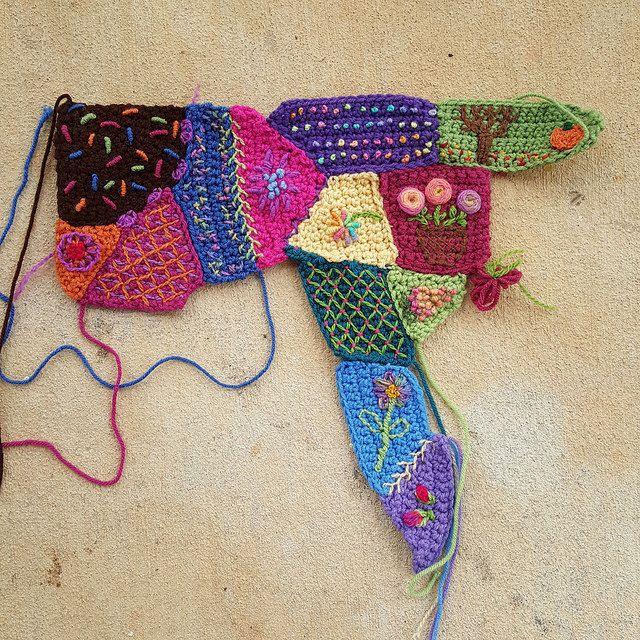 2115 best CROCHET images on Pinterest   Crochet stitches, Appliques ...