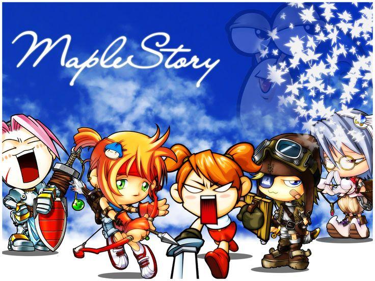 Fun Games Like Maplestory - MMORPG Games