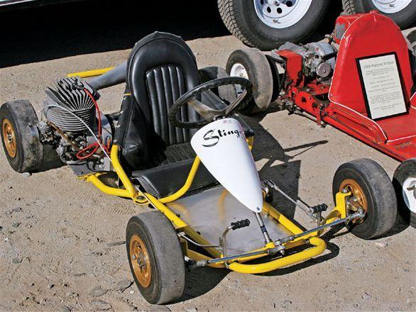 Go Kart Club of America - Rod And Custom Magazine