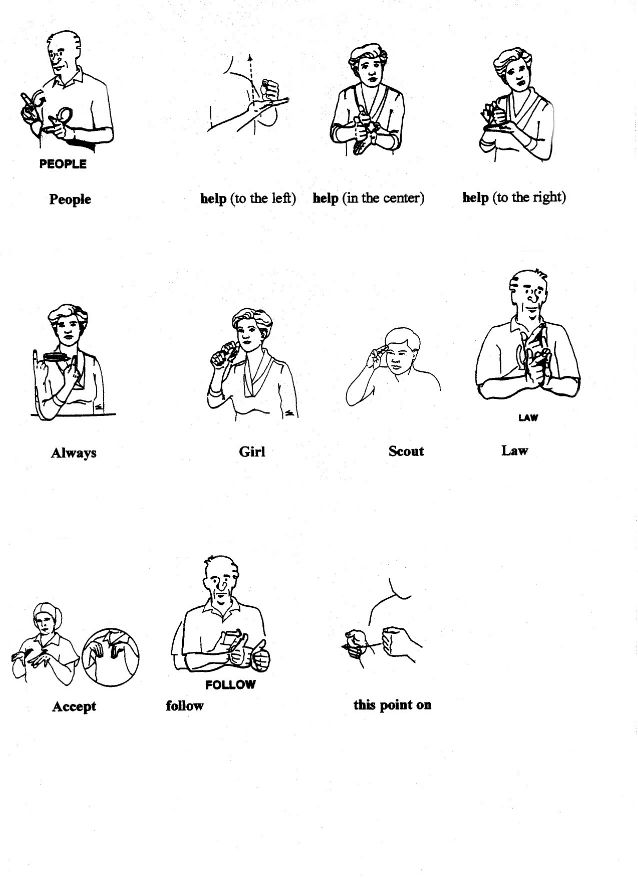 314 best images about Deaf: Baby/Kids Sign Language on Pinterest ...