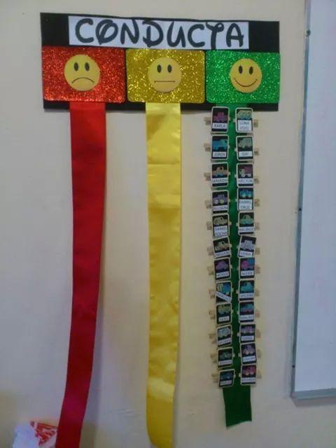 control de conducta en preescolar - Buscar con Google