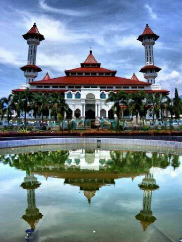 Masjid Agung Cianjur, Jawa Barat
