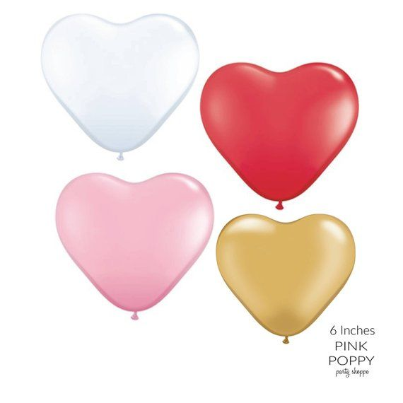 """CLEARANCE  Happy Mothers Day Dots 18/"""" Heart Shaped Foil Balloon"""