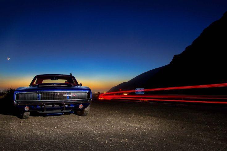 1968 Dodge Hemi Charger mopar hot rod rods classic muscle f