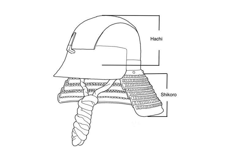 Helmets Samurai Armour