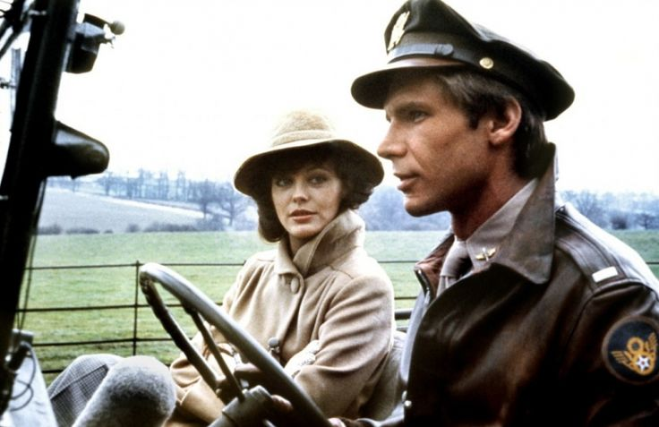 Harrison Ford and Lesley-Anne Down in Hanover Street (1979)