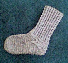 Crocheted Socks free patterns - including Crocheted Socks Template Design Your Own Socks Pattern here; http://www.crochetandknitting.com/sockstemplate.htm