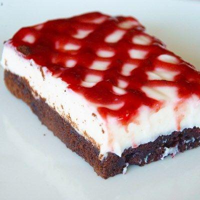 Browni Cheesecake