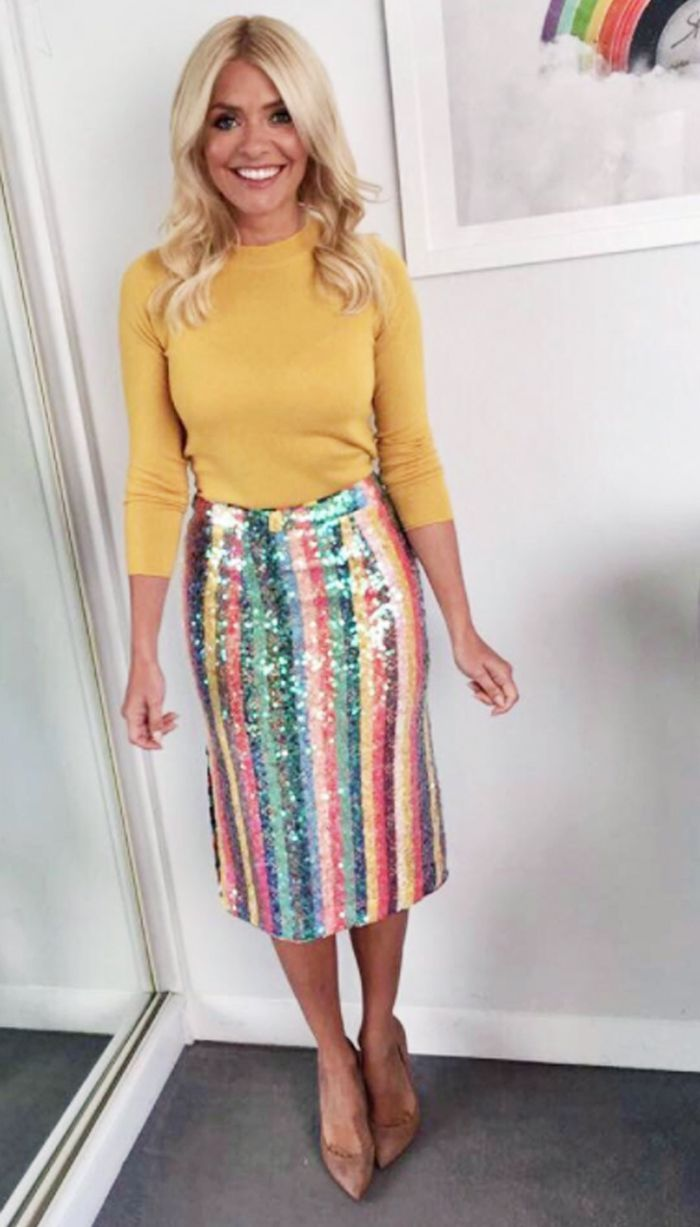 Why Holly Willoughby's Style Deserves So Much More Attention via @WhoWhatWearUK