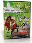 Elegua Salsa cubana et Rueda de Casino 100 passes 3 ans de cours Pack 4 DVD