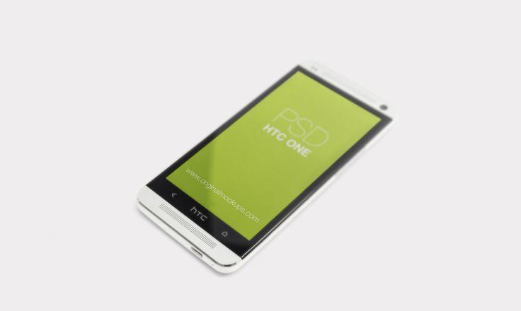 HTC One Mockup 01