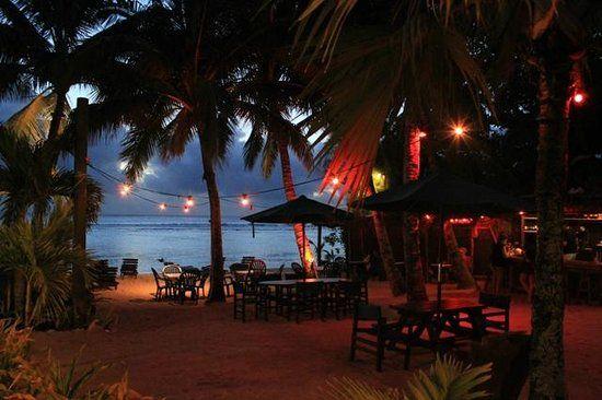 Photo of Wilson's Beach Bar - Castaway Resort Rarotonga