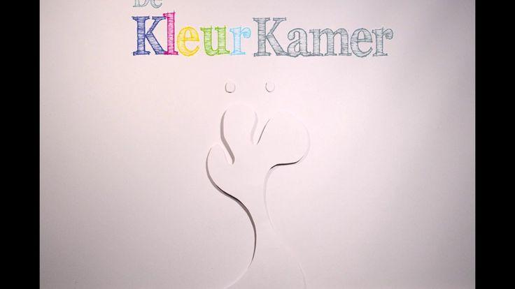 DE KLEURKAMER, introductiefilmpje