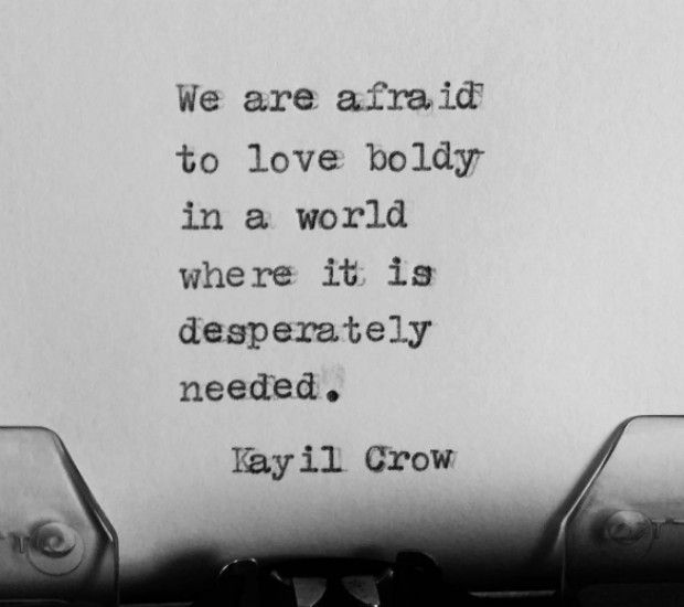 20 Times Insta Poet Kayil Crow Basically Saved Our Lives