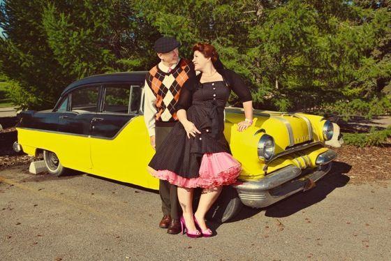 Noivado Vintage – Anos 50 | Casamenteiras