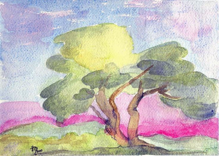 L'albero che sussurra