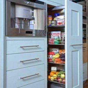 Modular Pantry Storage