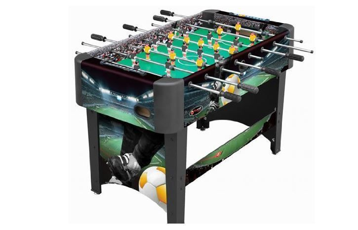 Sportcraft Foosball Table Soccer Game Indoor Sport Relax Kids Play Table #Playcraft