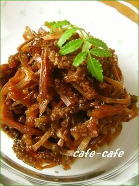 つくしの佃煮 by cafe-cafe [クックパッド] 簡単おいしいみんなの ...