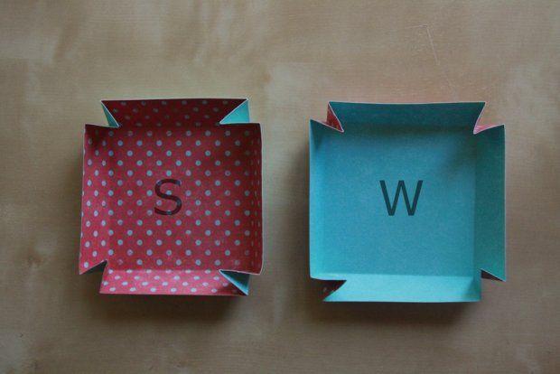 Zrób to sam: dekoracyjne pudełka na prezenty - krok 2