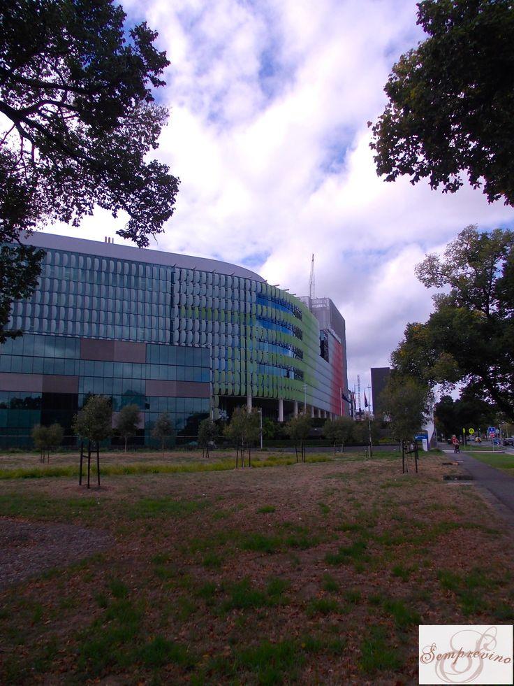 Royal Children's Hospital, Flemington Road, Melbourne. April 2014.