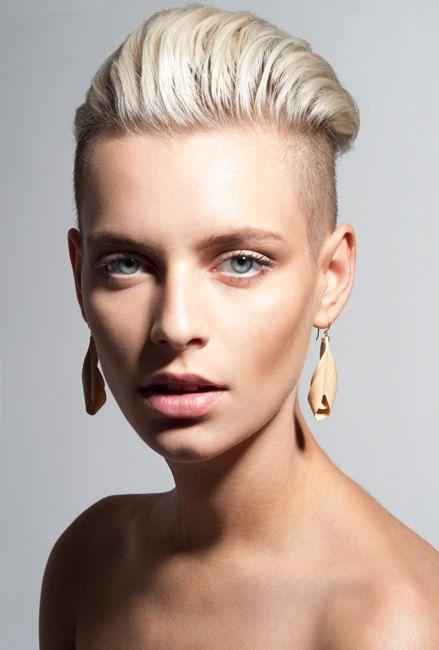 small double tear earrings by ezekielhandmade on Etsy, ₪230.00