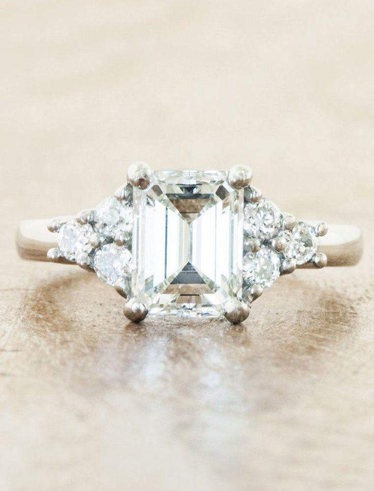 best 25 emerald cut diamonds ideas on pinterest emerald. Black Bedroom Furniture Sets. Home Design Ideas