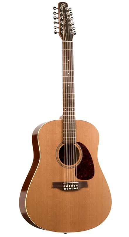 Seagull Guitars - Coastline Series - S12 Cedar