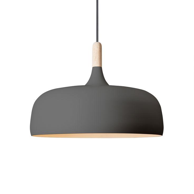 Atle Tveit | Acorn Pendant, Grey