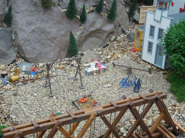 Playground in Ruza Oberland