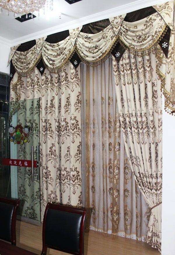 55 best curtains images on Pinterest | Living room curtains ...