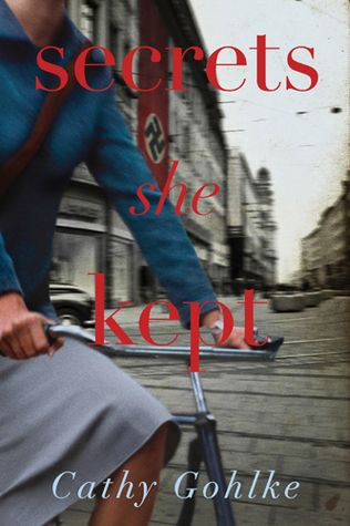 Secrets She Kept by Cathy Gohlke- A Raw emotional read that might possibly change or challenge you. Magnificient read!