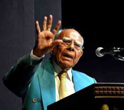 Modi Cheated, Defeat BJP in Bihar: Ram Jethmalani