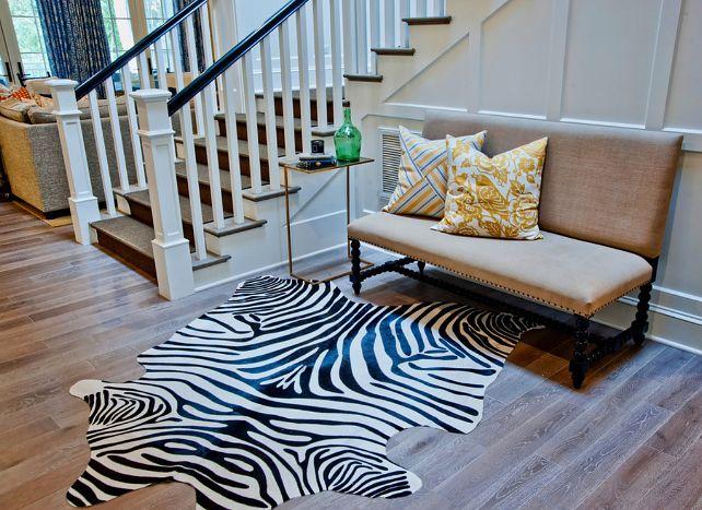 Floors are grey washed white oak.