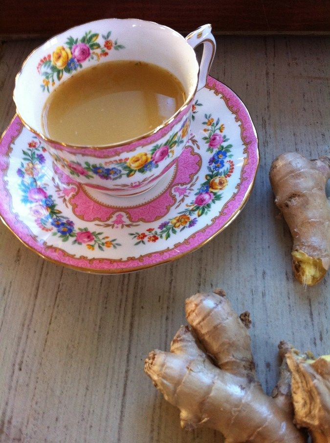 boisson-chaude-renforcer-systeme-immunitaire-gingembre-pollen-abeille