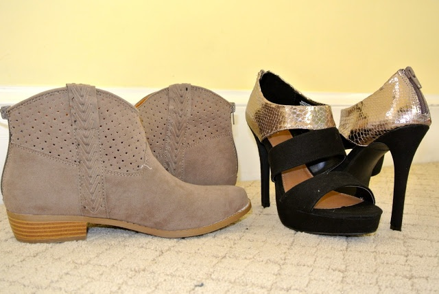 Target shoes @ sunshine stowaways