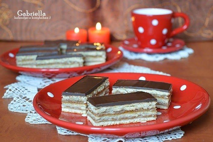 Gabriella kalandjai a konyhában :): Zserbó-szelet