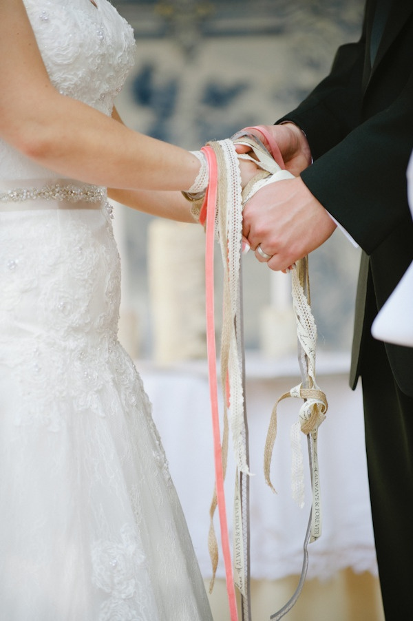 Ancient Tradition Of Handfasting This Is Where The Phrase Tying Knot Originated
