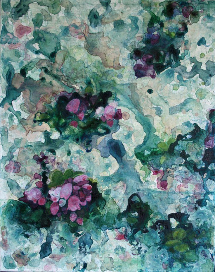 Tyttebærblomsten - Sissel Endresen