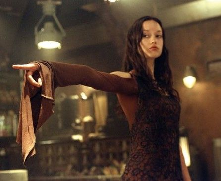 River Tam by Summer Glau in Firefly