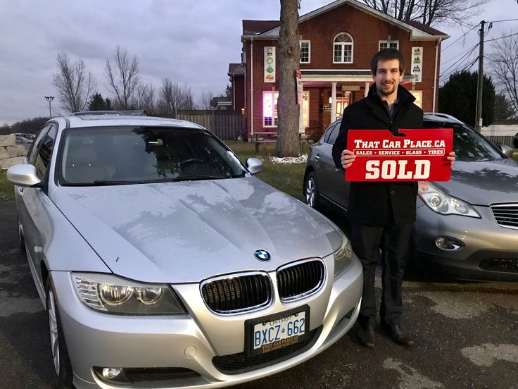 Adam Berg bought his BMW 323i at That Car Place because he wanted the ultimate driving machine from the ultimate car dealership! lol. Thanks Adam - Your Beemer Rocks!