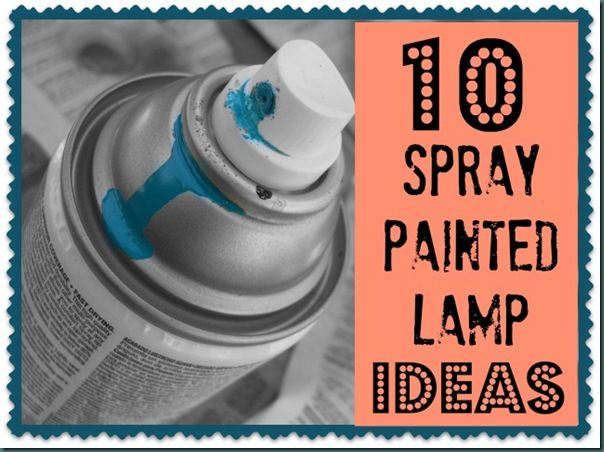 Best 25 Painting Lamp Shades Ideas On Pinterest Diy