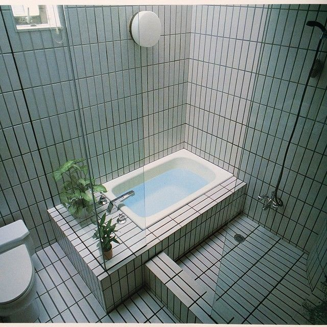 Japan Living Design 1980 1985 Easily Effortlessly The Most Wonderful Shower FixturesBathroomsRoom