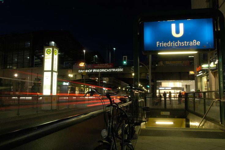 Artikel om Berlins jernbaner.