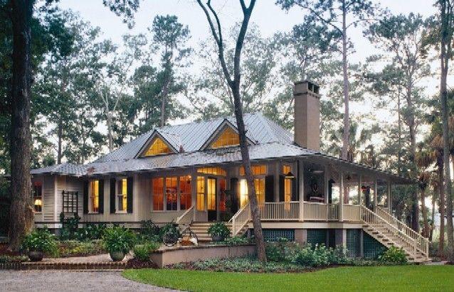 Small farmhouse with wrap around porch wrap around porch for Full wrap around porch log homes