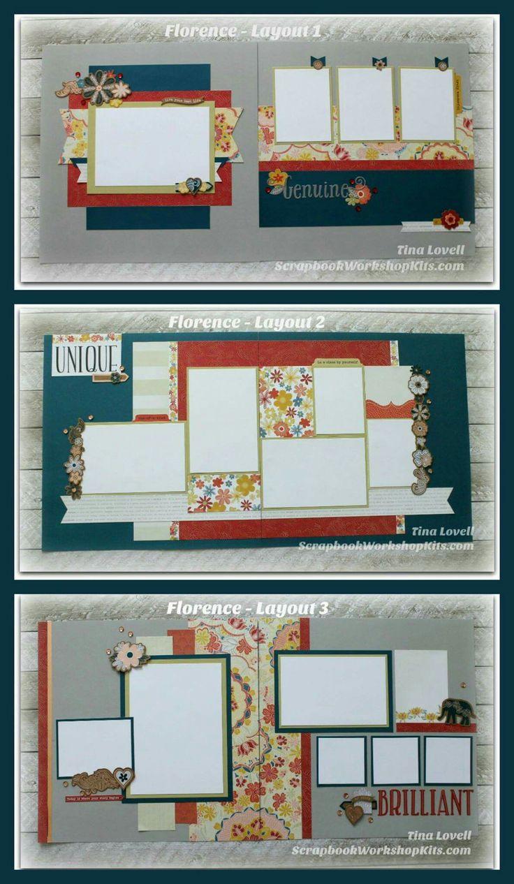 I like layout 2 the best, CTMH Florence