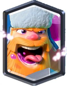 bucheron - lumberjack clash royale